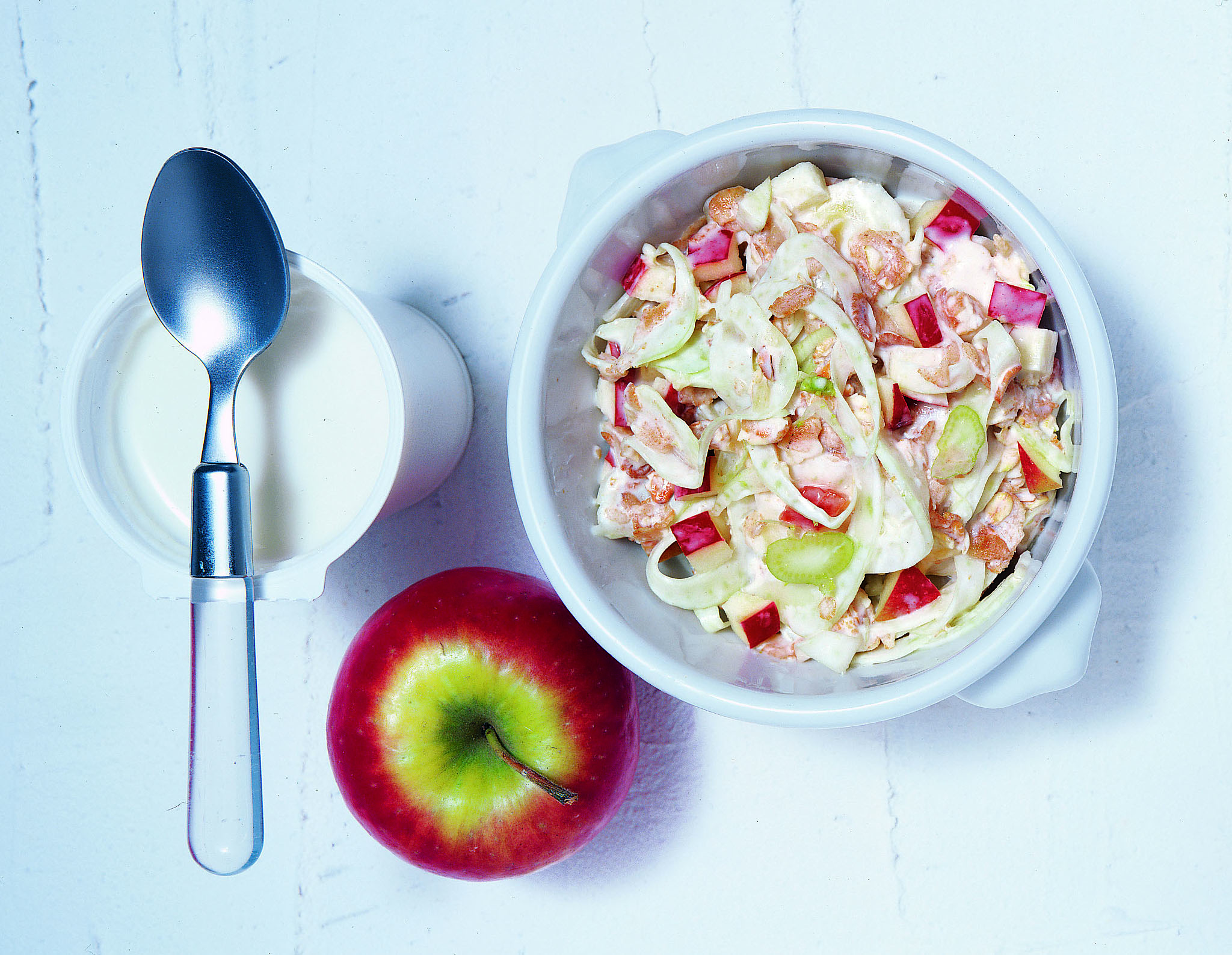 Apfel-Fenchel-Müesli