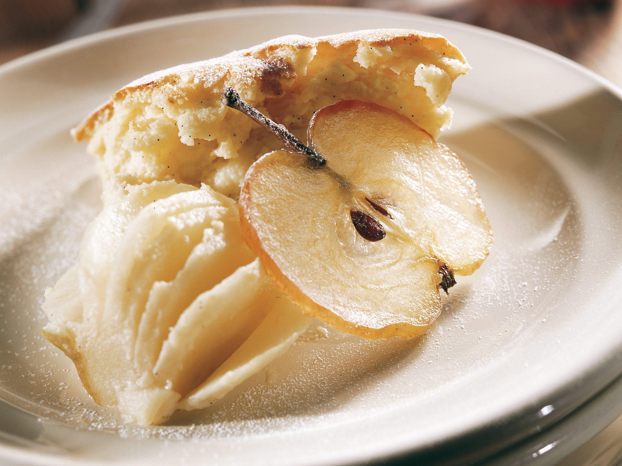 Gratin aux pommes