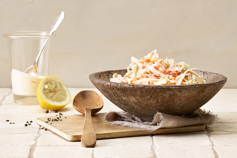 Coleslaw (amerikanischer Kabissalat)