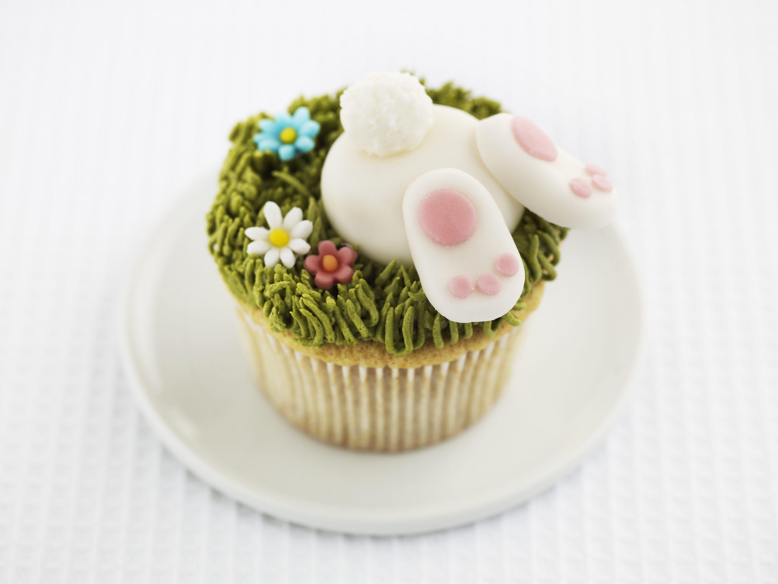 Cupcakes lapin