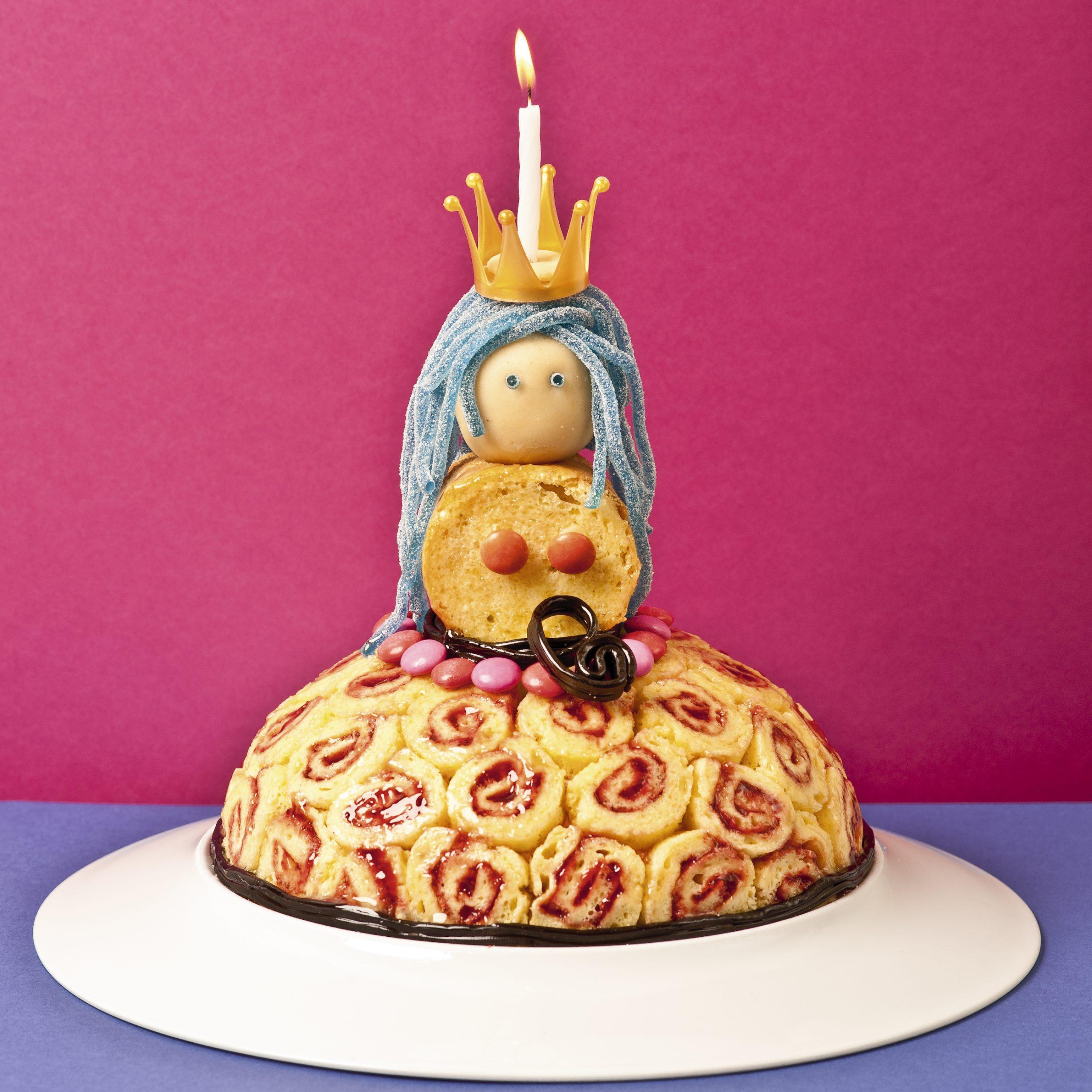 Geburtstagstorte Prinzessin