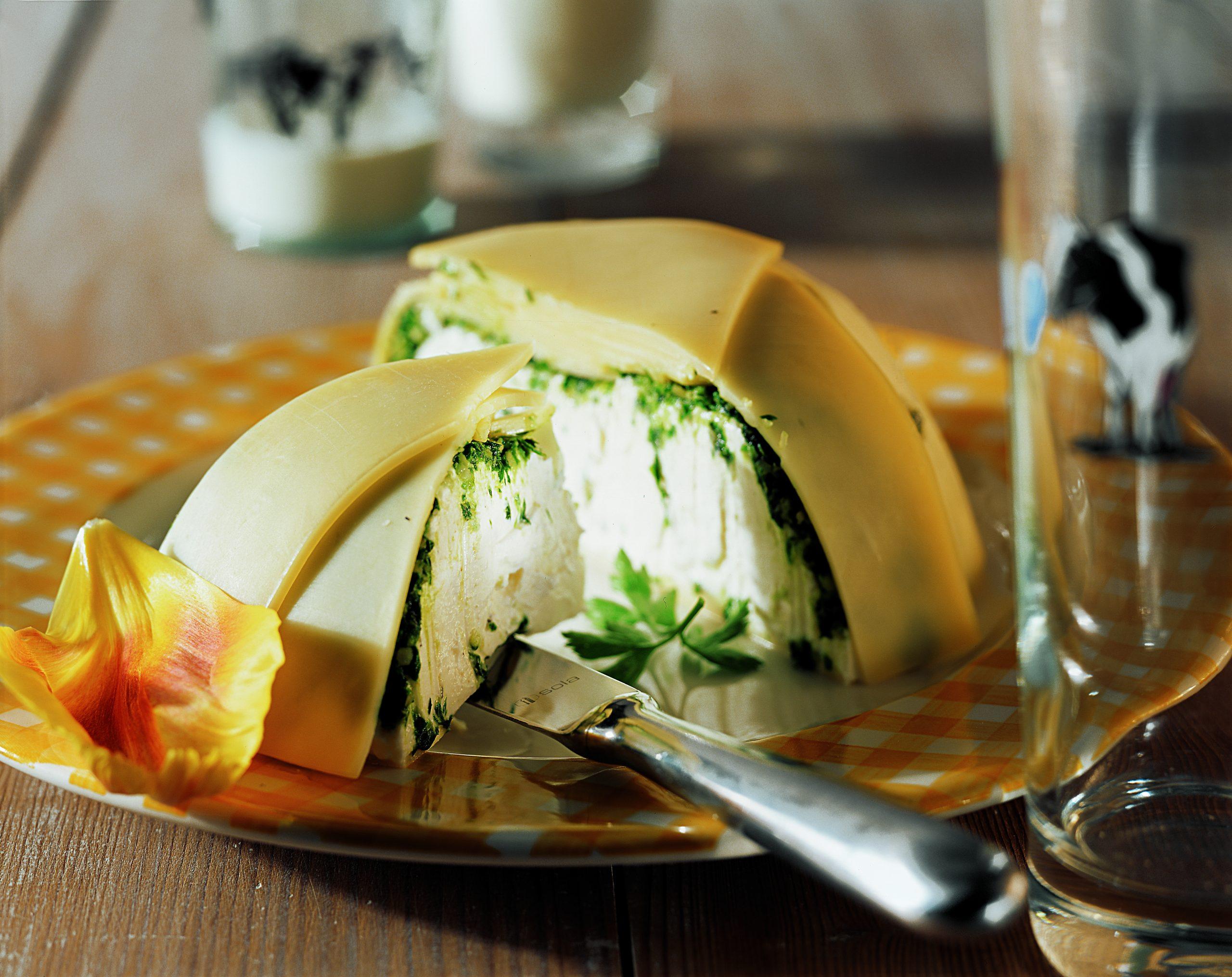 Dôme au fromage