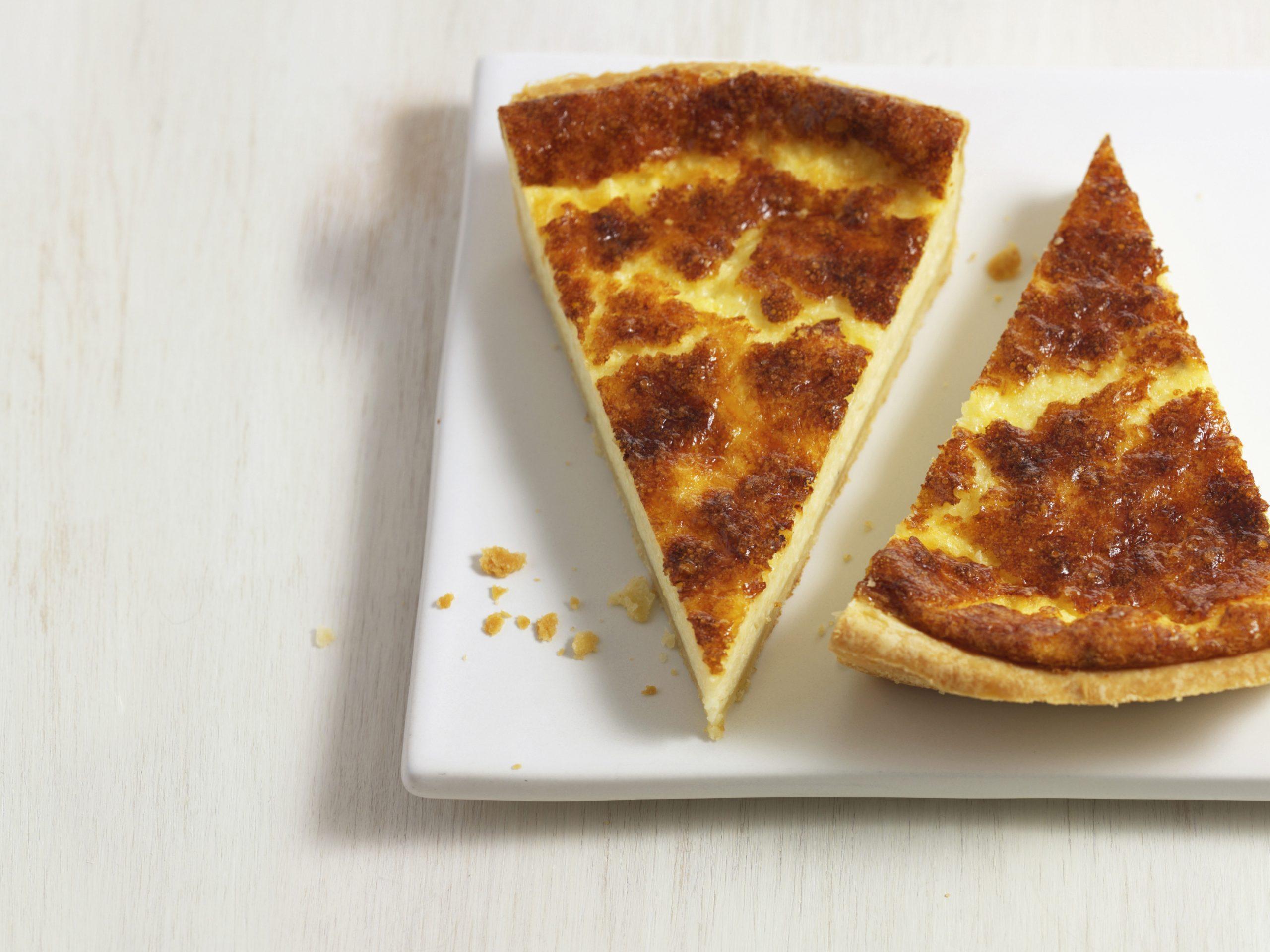 Gâteau au fromage classique