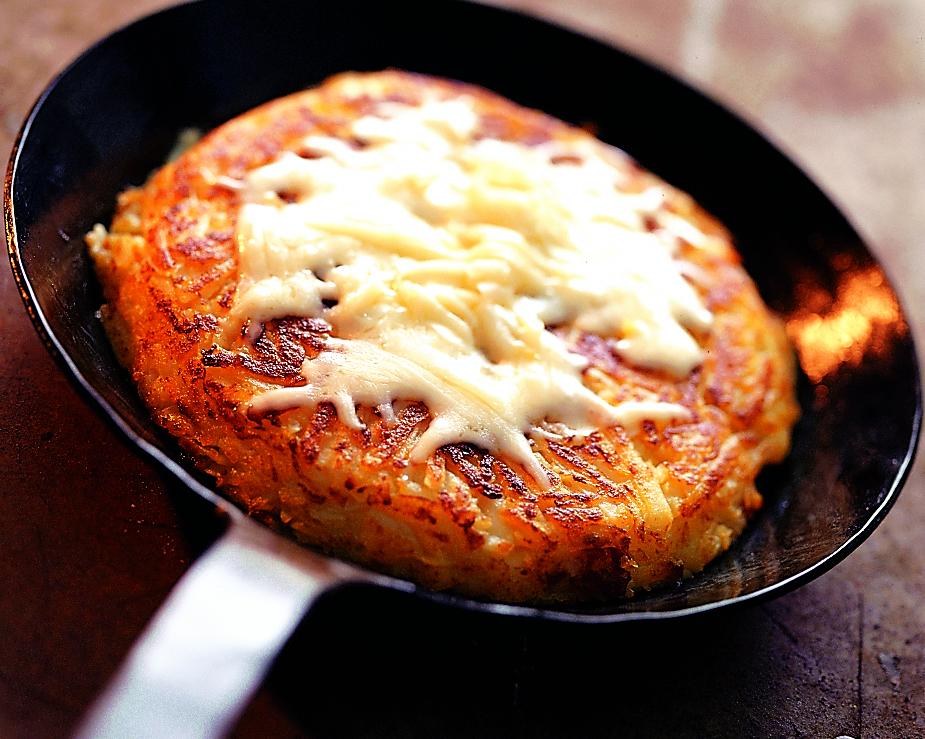Röstis au fromage