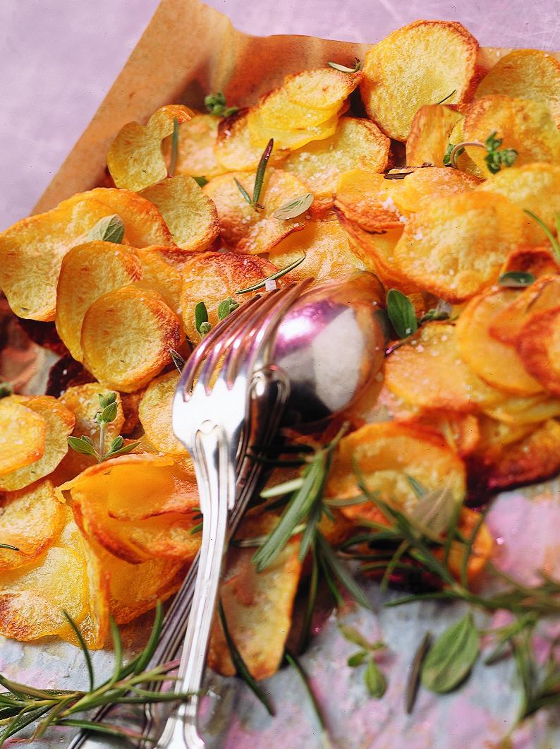 Croustade de pommes de terre