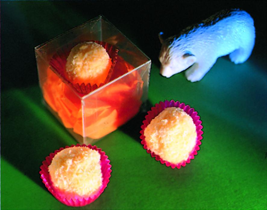 Pralinés à la noix de coco