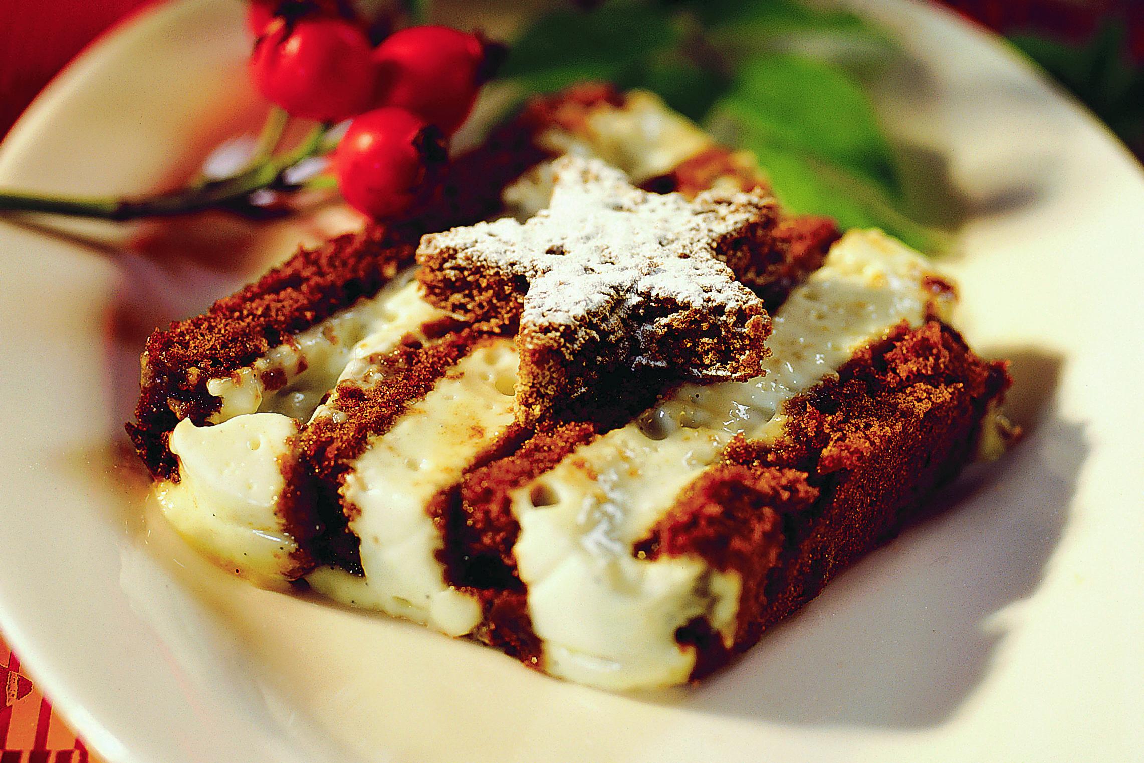 Lebkuchen-Cake