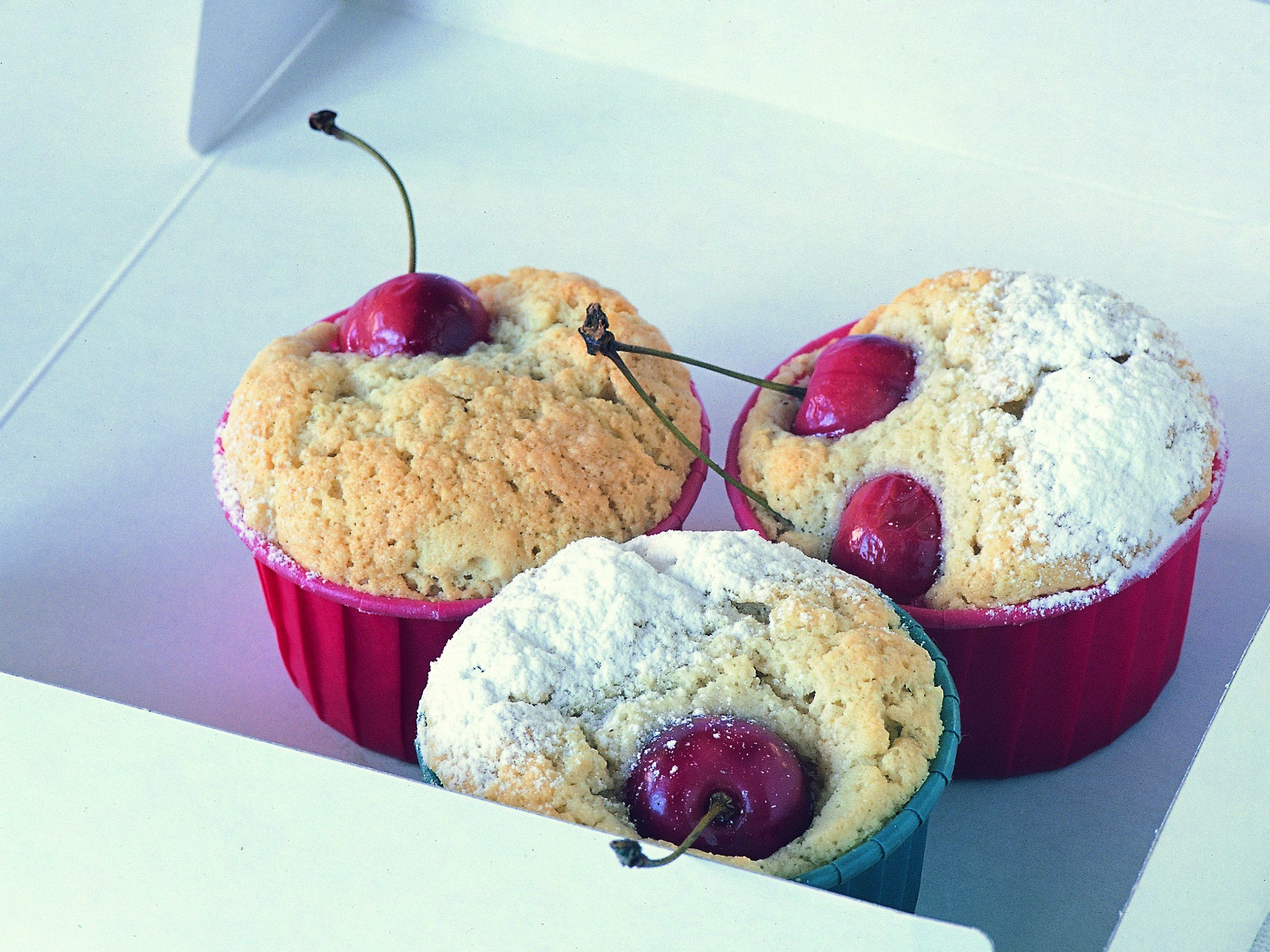 Muffins aux amandes et aux épices