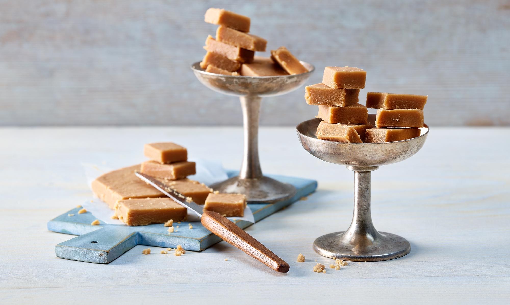 Nidletäfeli (Caramels)