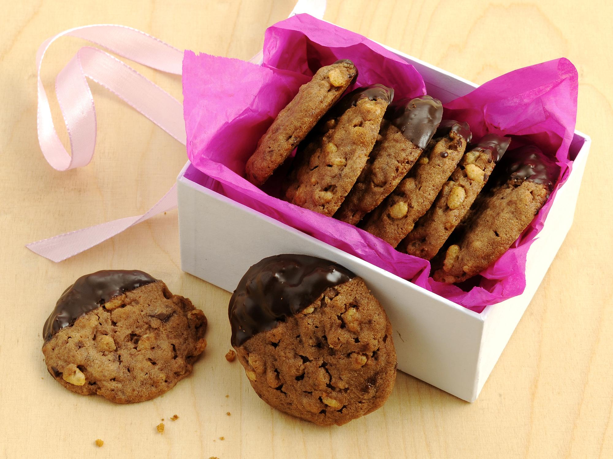 Cookies à l'Ovomaltine