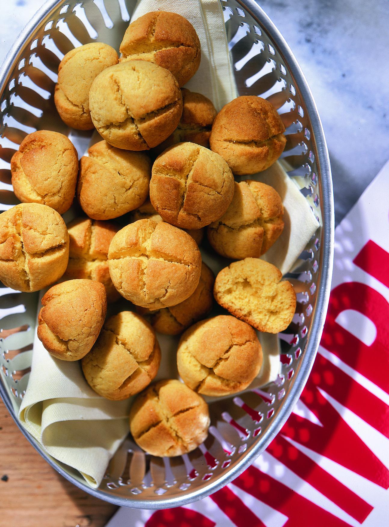 Biscuits pan de mei