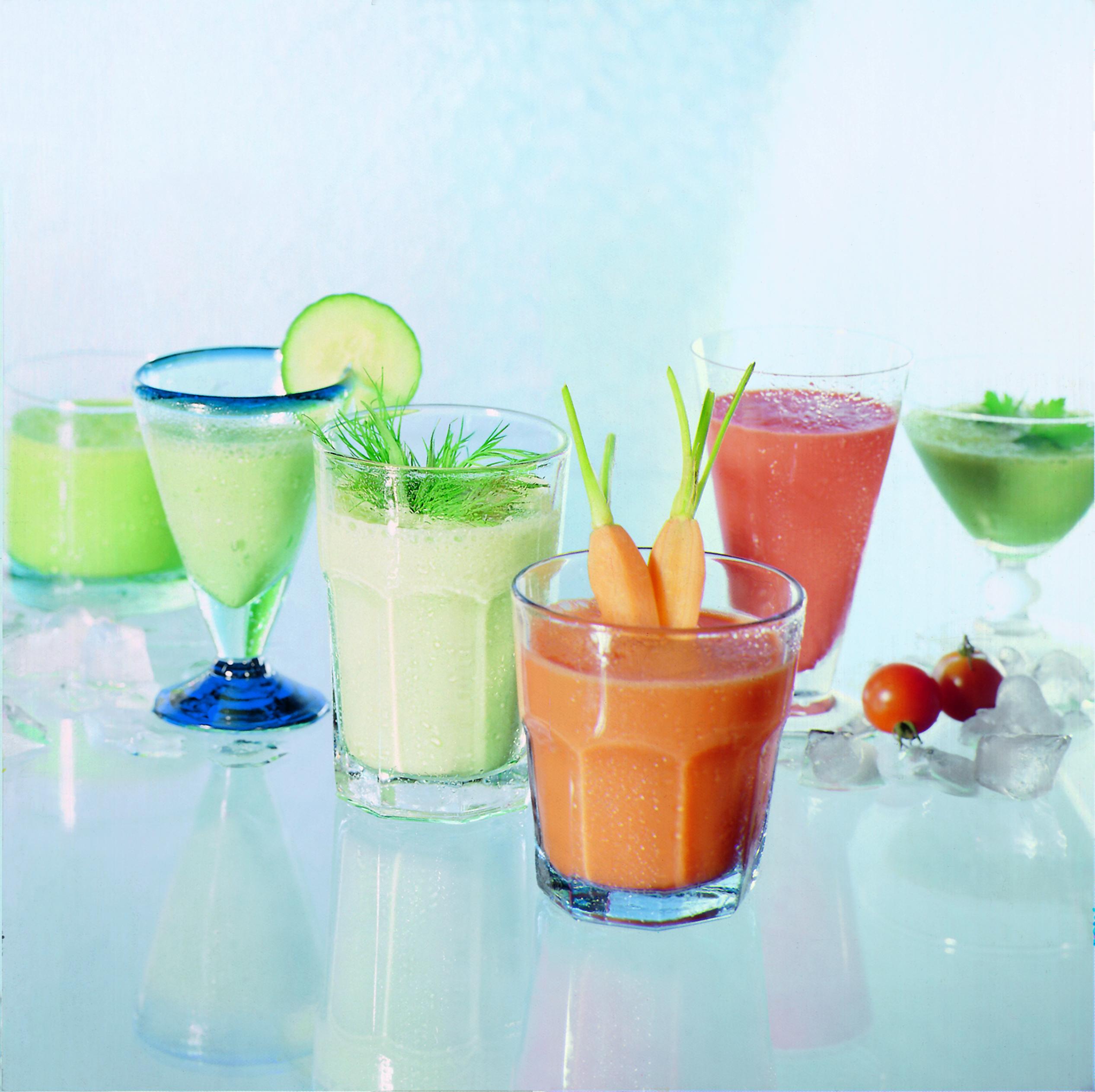 Cocktail au persil