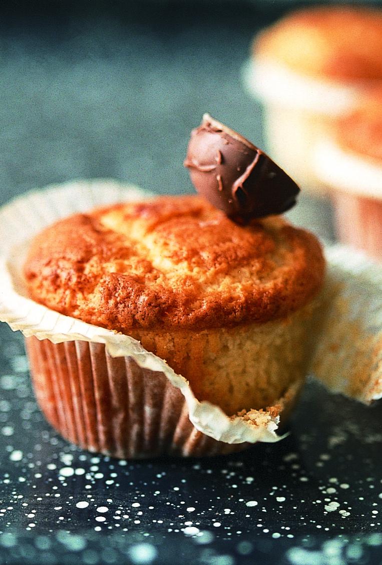 Muffins aux pralinés