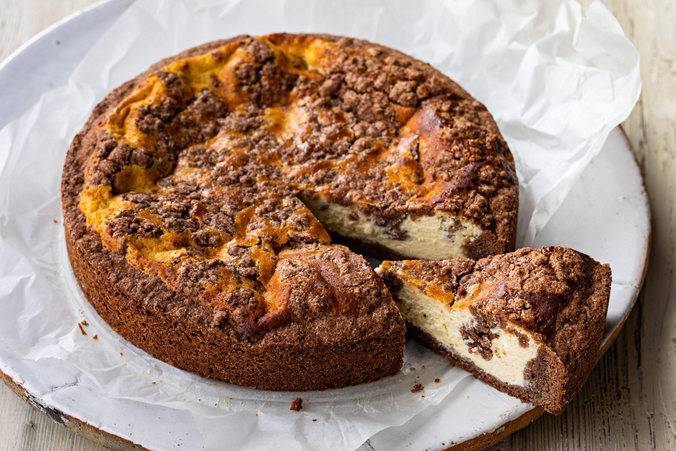 Gâteau au séré à la russe