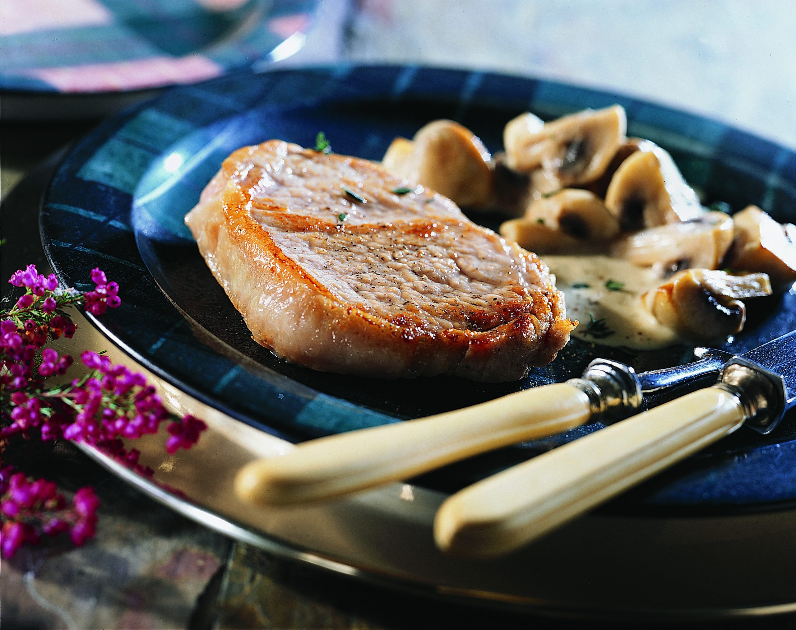 Steak balmoral