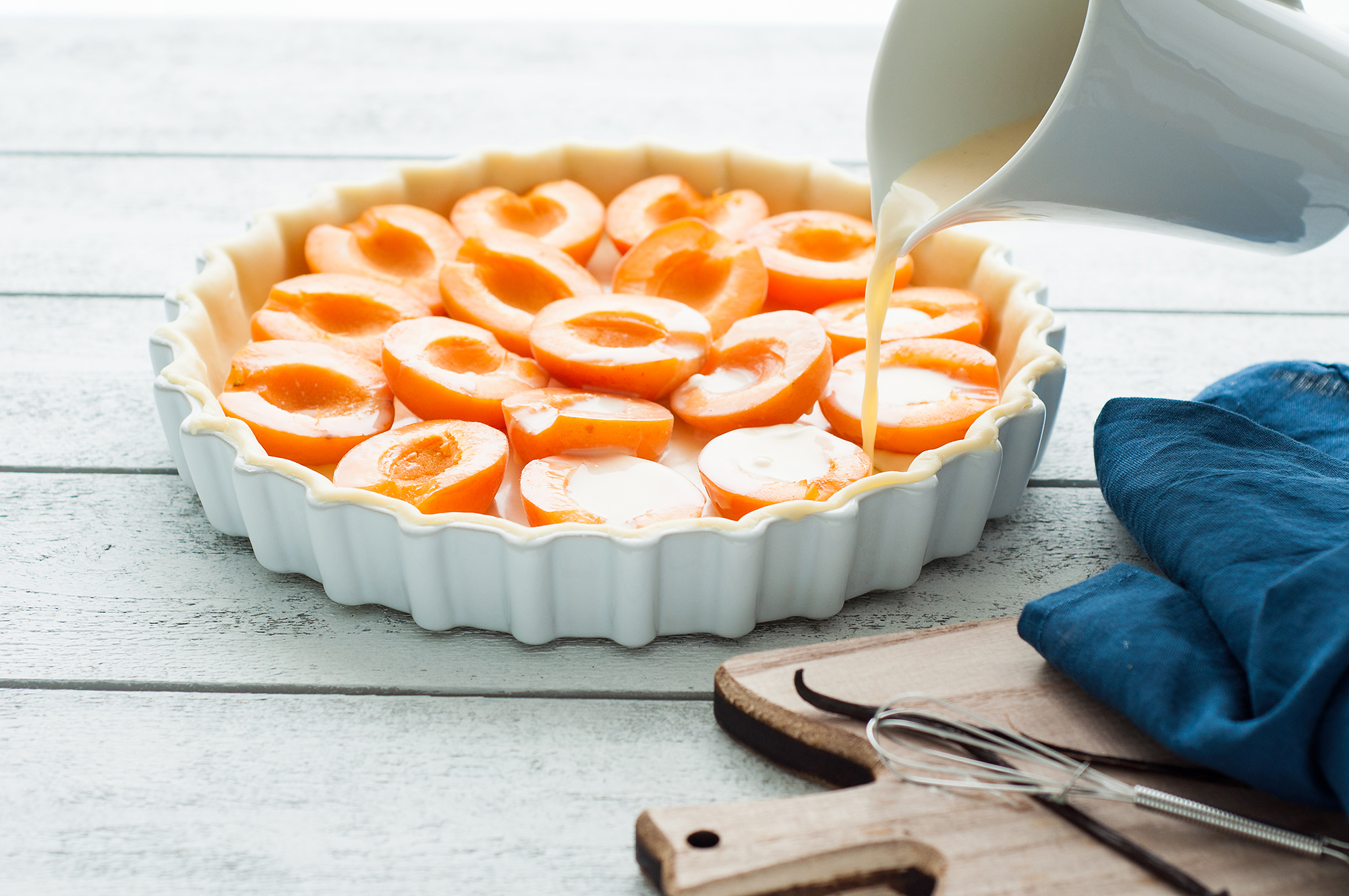Süsser Wähenguss für Früchtewähen