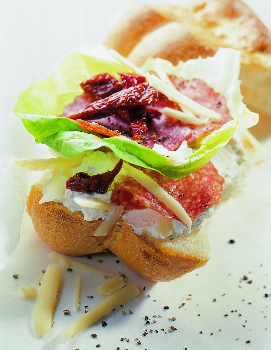 Sandwich tessinois