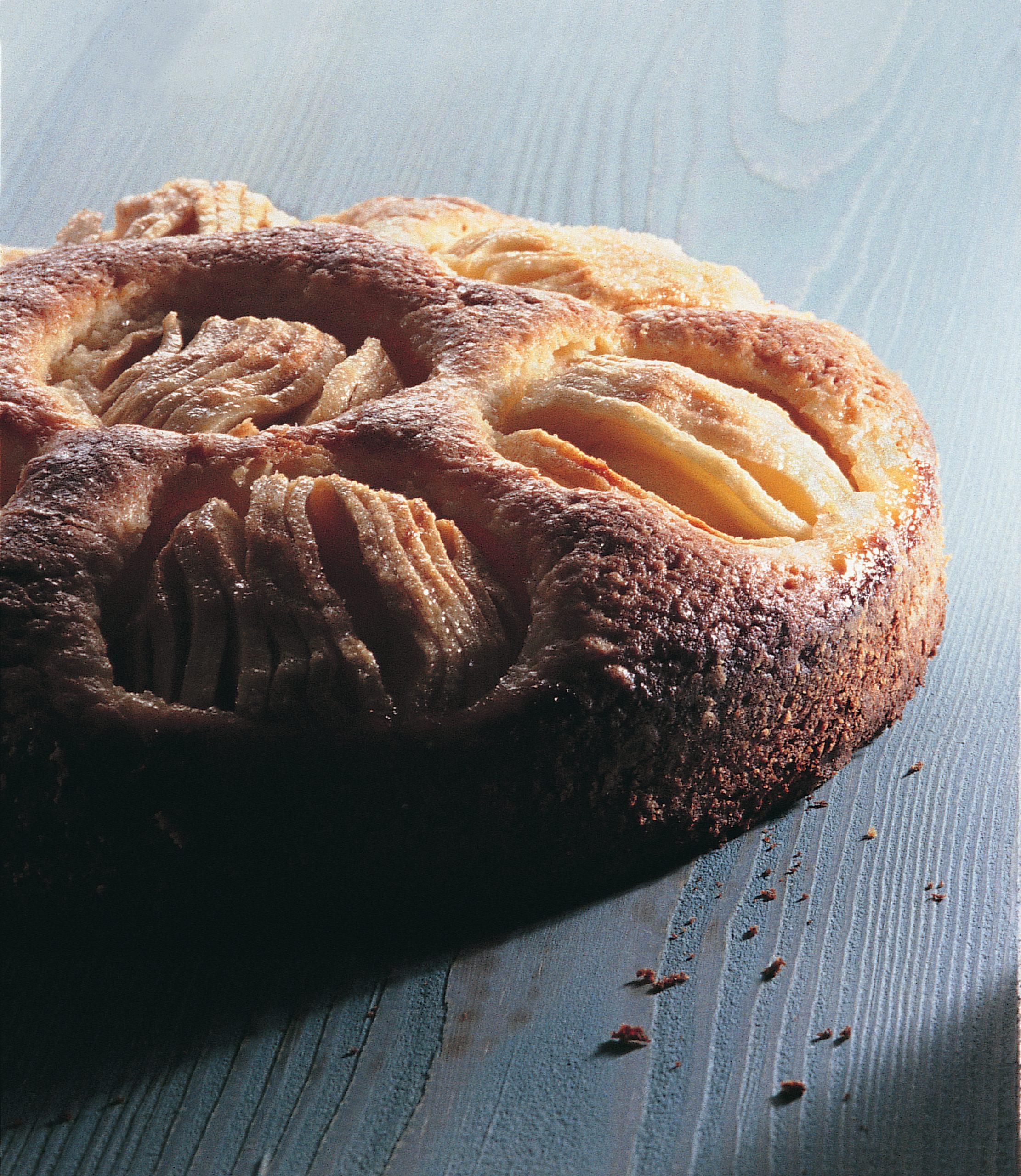 Gâteau aux pommes à la thurgovienne