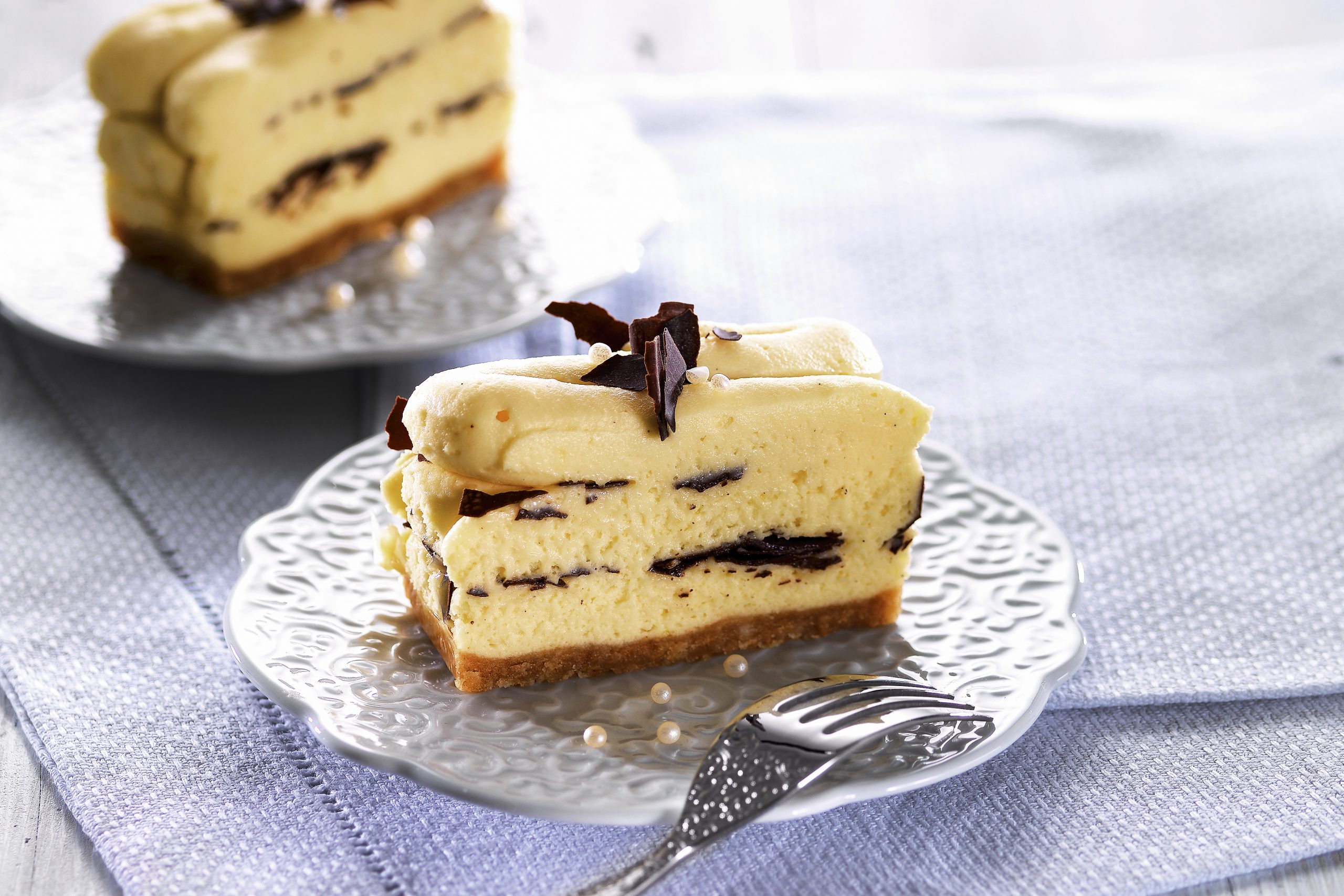 Tiramisu-Cheesecake (ohne backen)
