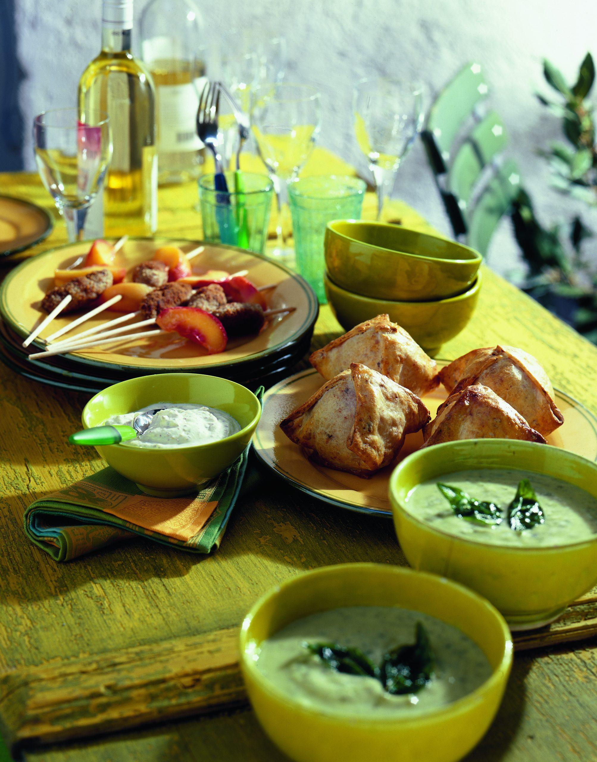 Chaussons farcis aux tomates et au fromage