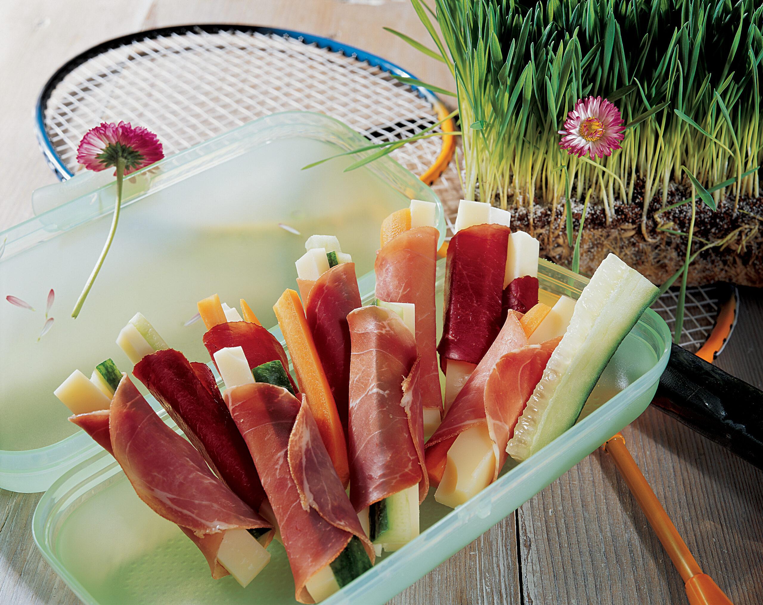 Bâtonnets à la viande séchée (low carb)