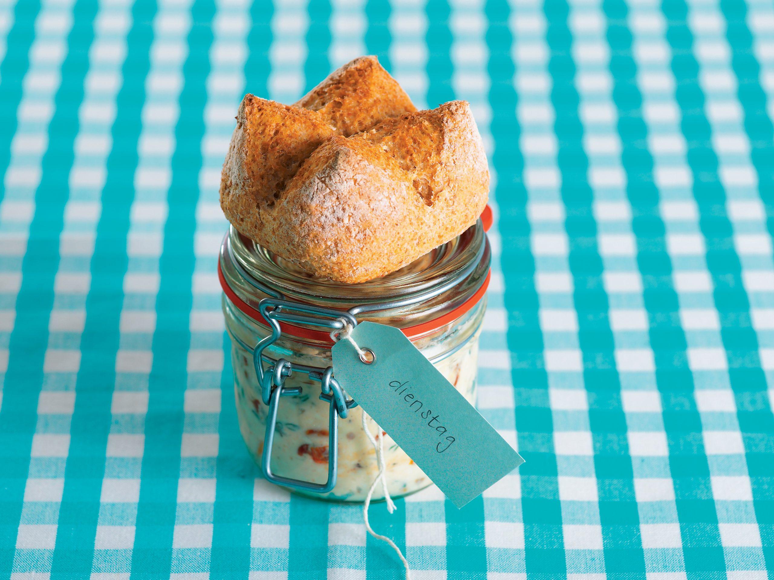 Brotaufstrich mit Frischkäse